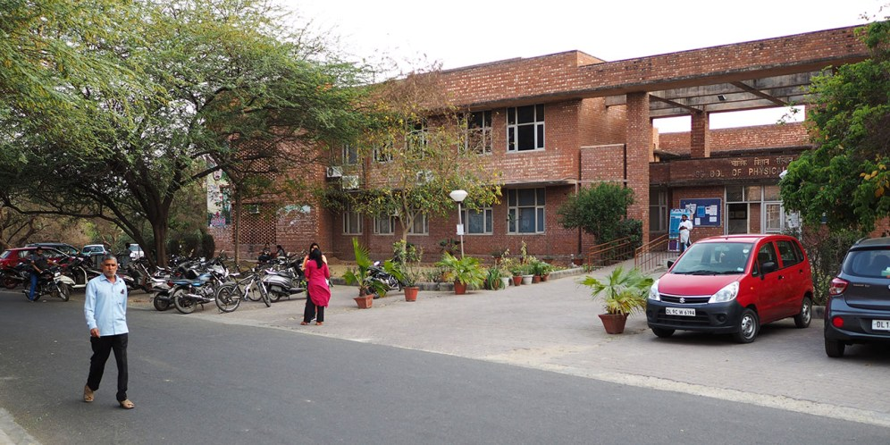 JNU physical sciences