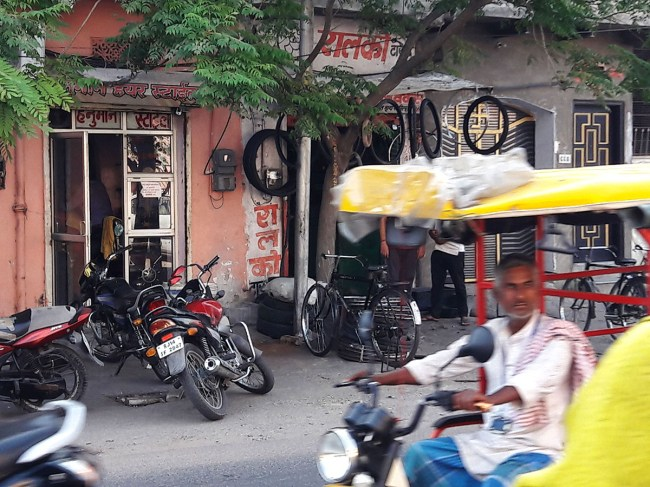 Jaipur bike shop