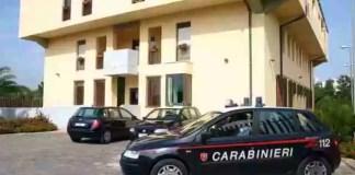 caserma carabinieri di Ostuni
