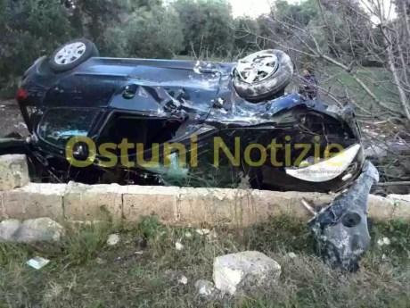 Incidente Ostuni Rosa Marina 1