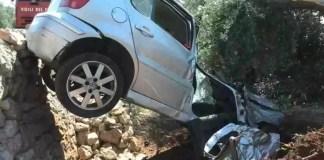 Incidente Stradale via Martina