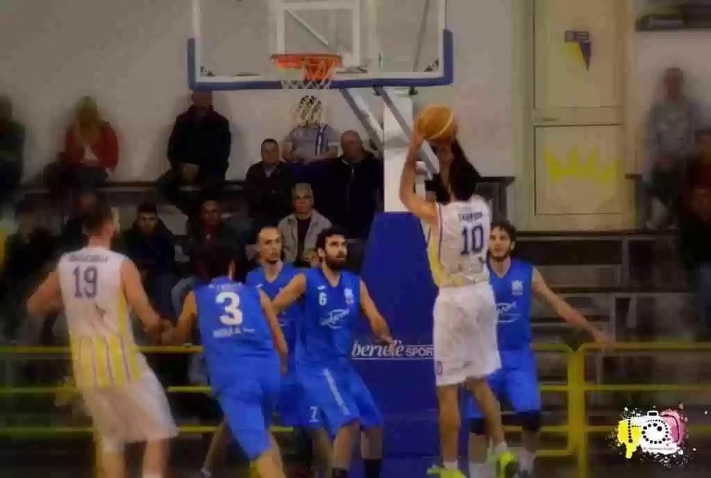Cestistica Ostuni Mola Playoff 3