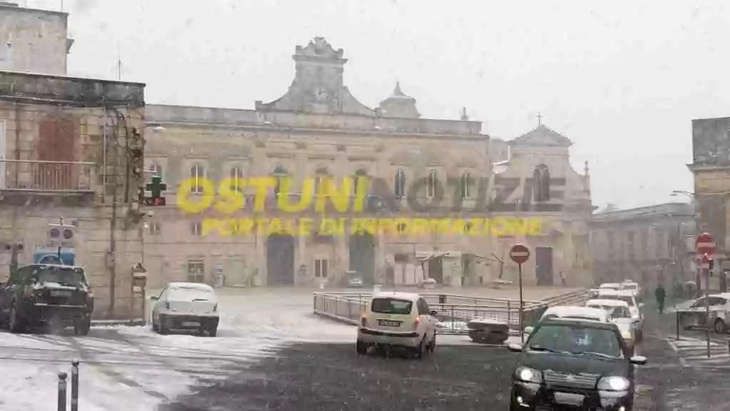 Neve Ostuni