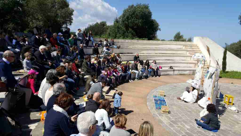 Parco d'Angano Anfiteatro