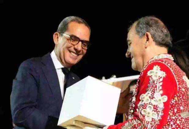Premiazione Cavalcata di Sant'Oronzo 2018