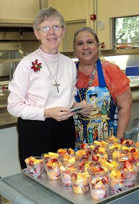 Sister Karen Birthday Desserts
