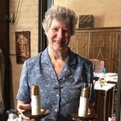 Sister Carolyn Marie Brockland, OSU