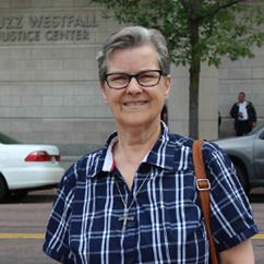 Sister Elisa Ryan, OSU