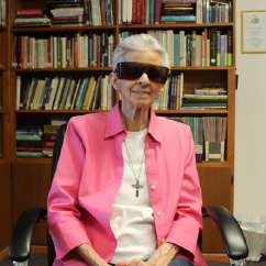 Sister Mary Jacqueline Pratt, OSU