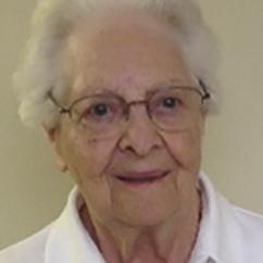 Sister Ursula McGann