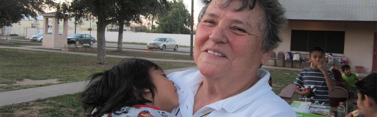 Sr. Maria Teresa de Llano, OSU