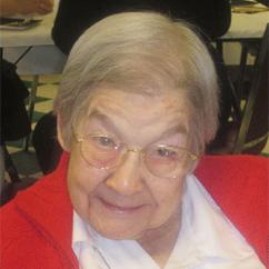 Sr. Mary Margaret Prenger, OSU