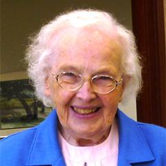 Sr. Rosemary Meiman, OSU