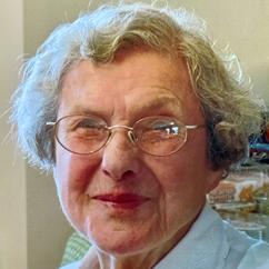 Sr. Martha Helen Thibodeau, OSU