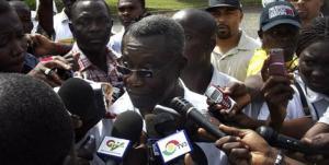 Ghana's President-elect: Professor Atta Mills
