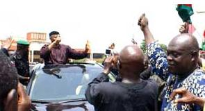 New Governor Mimiko savours victory