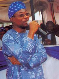 Engineer Rauf Aregbesola - Symbol of HOPE