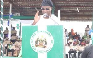 Ogbeni Rauf Aregbesola - Governor of Osun State, Nigeria
