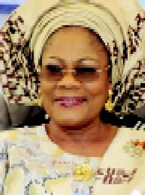 Deputy Governor, otunba Titi Laoye-Tomori