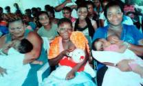 Image result for Wife of Osun governor advises women on breastfeeding