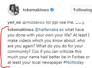 59b800fe77d76 - Toke Makinwa Gives It Hot This Time