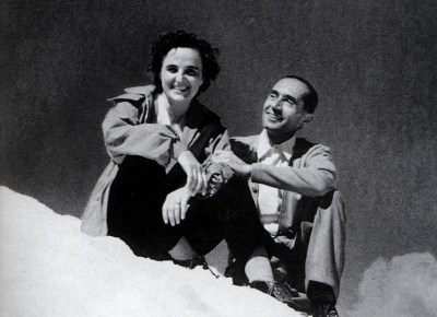 Gianna and Pietro Molla