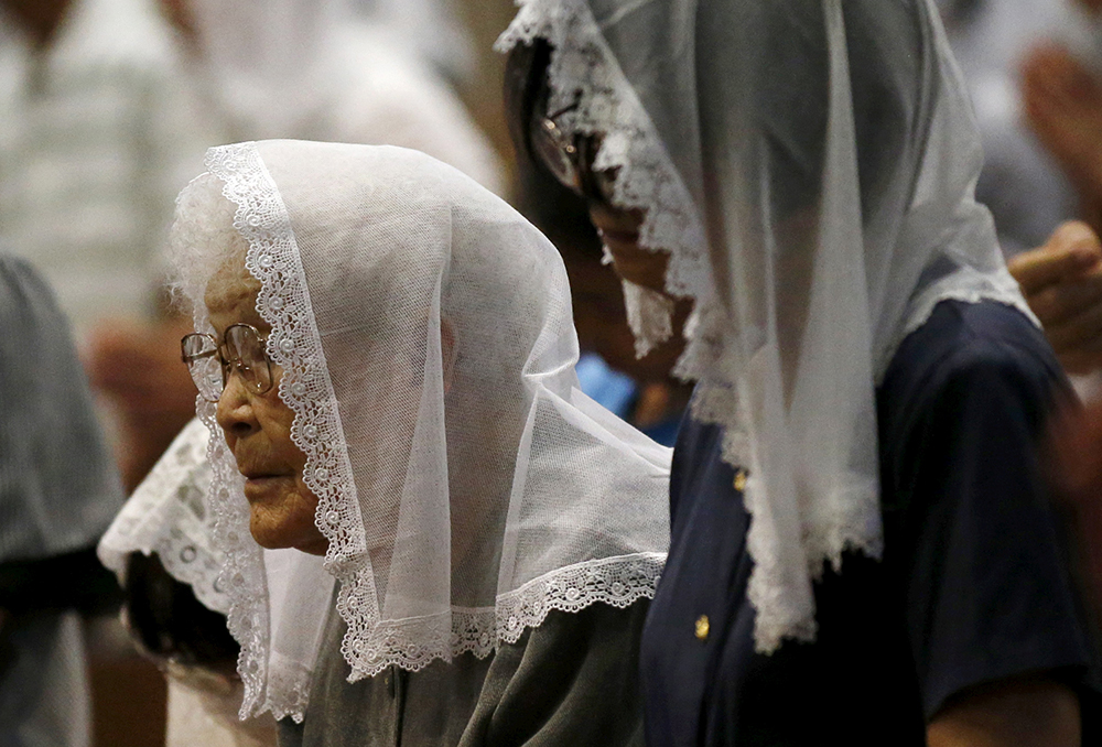 Why do some women wear chapel veils? - Our Sunday Visitor