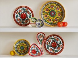 West bank dishes