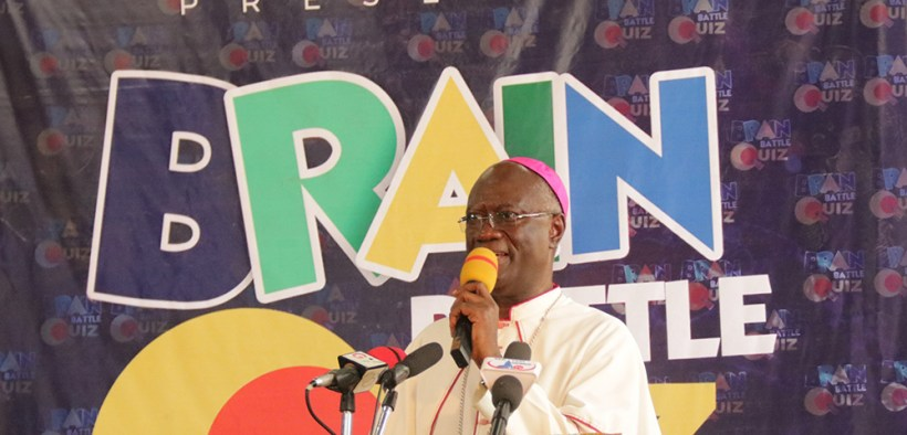 GHANA ARCHBISHOP BRAIN BATTLE QUIZ