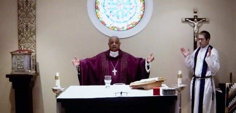 WASHINGTON ARCHBISHOP WILTON D. GREGORY
