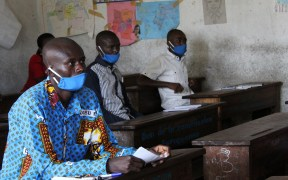 CONGO TRAINING COVID-19 EBOLA