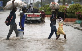 HAITI TROPICAL STORM LAURA