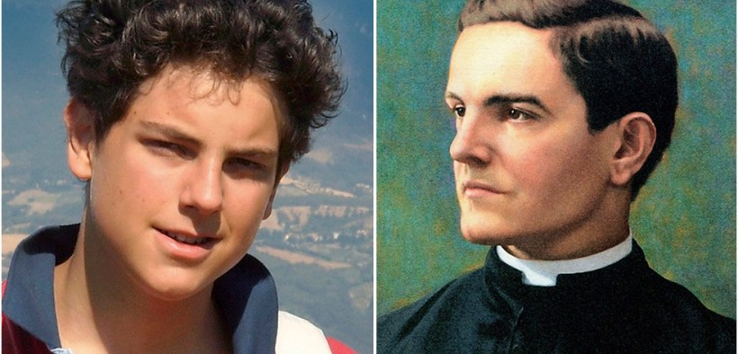 Carlo Acutis and Father Michael McGivney