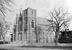St. Mary's Church, New Haven