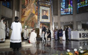 BLESSED MCGIVNEY BEATIFICATION
