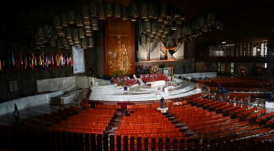 ONLINE MASS BASILICA OF OUR LADY OF GUADALUPE