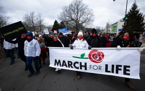 WASHINGTON MARCH FOR LIFE