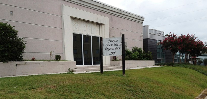 MISSISSIPPI CLINIC ABORTION BAN