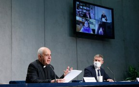 NEWS CONFERENCE MINISTRY CATECHIST