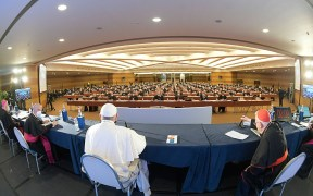 POPE ITALIAN BISHOPS ASSEMBLY