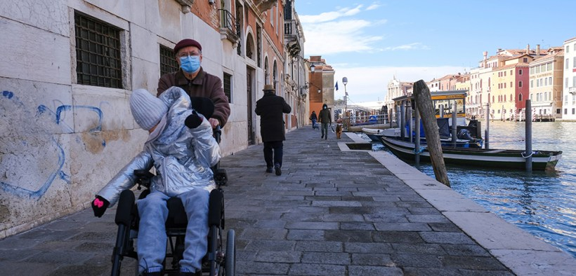 VENICE DISABLED CHILD