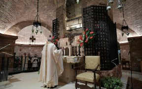 POPE ASSISI ENCYCLICAL
