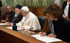 POPE LATERAN ECOLOGY VATICAN