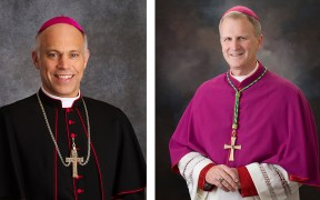 ARCHBISHOP CORDILEONE BISHOP JOHNSTON