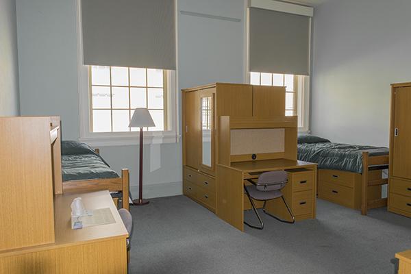 Sheldon Hall  Facilities Services