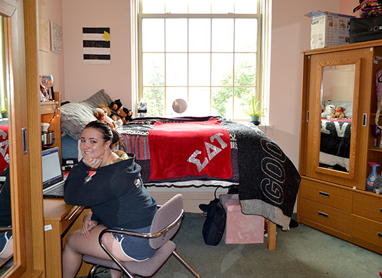 Sheldon Community  Residence Life and Housing