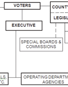 County government executive form organization chart also oswego   guide to functions rh oswegocountygovernments