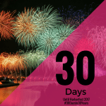 "Harborfest Launches ""30 Days to 30 Years Campaign"""