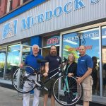 Harborfest To Give Bike to Festival Volunteers