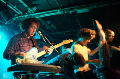 """The Wombats bring a unique kind of levity to their latest studio album """"Glitterbug.""""  (Photo provided by commons.wikimedia.org)"""